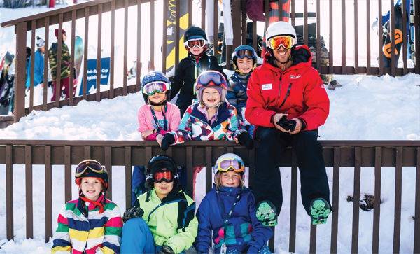 Picture of Snow Kids (4-12 yrs)